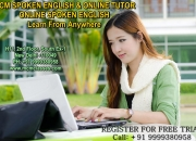 Excellent way of Online English Spoken   Learn English Online by Advanced Software