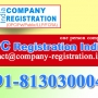 Just Call at 8130300046, to Register an OPC Anywhere in India!