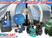 Domestic pumps dealer in chennai