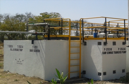 Leading company providing clean waste water treatment division in india