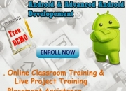 Best Android training @ CodeFrux