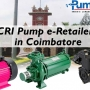 CRI pump Dealer in Coimbatore