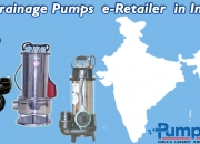 Drainage Pumps Dealer in India