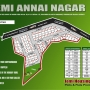 DTCP Approved plot sale in Jemi Annai Nagar at Mappedu.