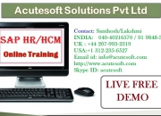 SAP HR/HCM Online Training |Online SAP HR | SAP HR