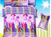 Buy story@home lancer polycotton single bedsheet online