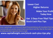 Get 2 Days Free Accurate Stock Cash Plus Tips