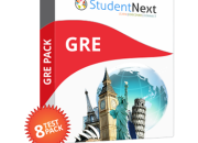Get Online GRE Practice Test Pack for Rs- 200 Only @ studentnext.com, Hurry up!