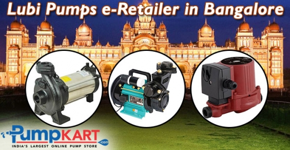 Lubi pump dealers in bangalore