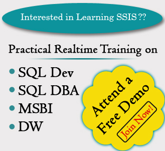 Ssis online training at sql school