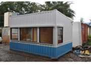 Portable Cabins in New Delhi
