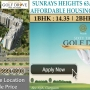Sunrays Heights 63A Golf Drive Gurgaon | Call 9266661810