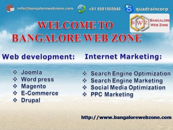 Web design agencies in bangalore