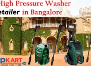 Bosch High Pressure Washer Dealers in Bangalore