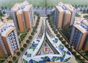 Buy Apartments In Pride World City Long Island Charoli Pune