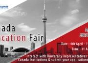 The Chopras - Canada Education Fair in West Delhi