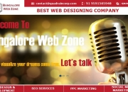 web design  and web development  company in mg road bangalore
