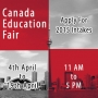 Canada University Representatives are coming to India for Canada Education Fair