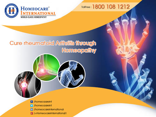 Relieve from joint pains through homeopathy