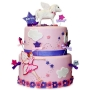Fresh Baby Shower Cakes For Girls & Boys Online In India - FNP Cakes