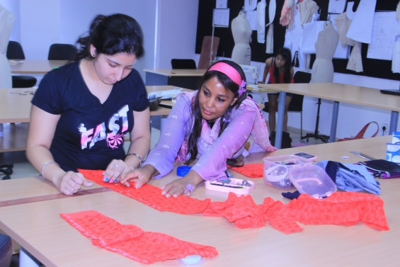 Seek admissions in colleges of graphic designing course