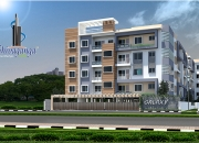 2Bhk Luxurious flats for sale @ Vajrahalli