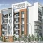 3Bhk Luxurious flats for sale @ Konanekunte Cross With 53L