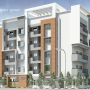 3Bhk Luxurious flats for sale @ Konanekunte Cross