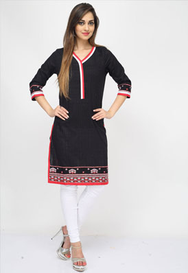 Pictures of Designer kurtis, designer kurta designs at wholesale price 10