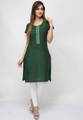 Pictures of Designer kurtis, designer kurta designs at wholesale price 14