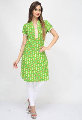 Pictures of Designer kurtis, designer kurta designs at wholesale price 11