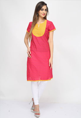 Pictures of Designer kurtis, designer kurta designs at wholesale price 9