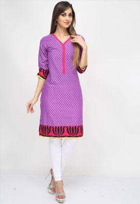 Pictures of Designer kurtis, designer kurta designs at wholesale price 8