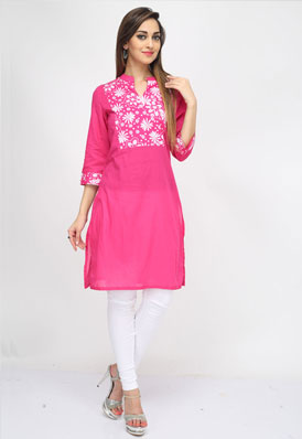 Pictures of Designer kurtis, designer kurta designs at wholesale price 12
