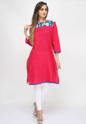 Pictures of Designer kurtis, designer kurta designs at wholesale price 6