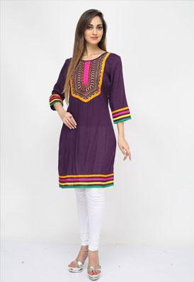 Pictures of Designer kurtis, designer kurta designs at wholesale price 13