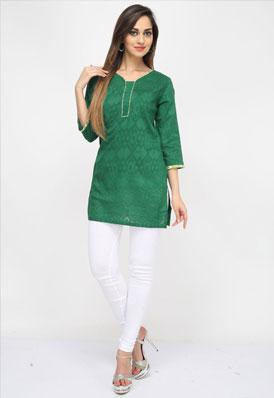 Pictures of Designer kurtis, designer kurta designs at wholesale price 5