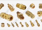 Brass Components Manufacturer, Exporter and Supplier in Jamnagar, India