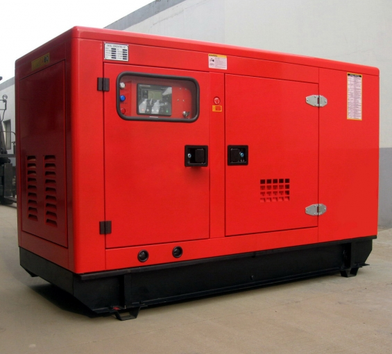 Generator and transformer on rental