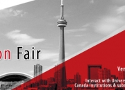 The Chopras' Canada Education Fair, 2015