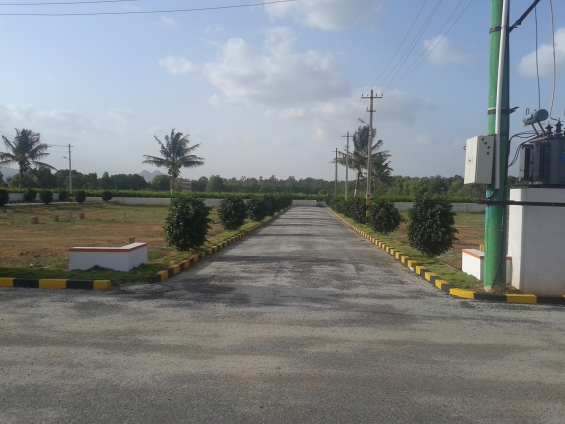 Pictures of Villa plots near 12000 acres it hub 9