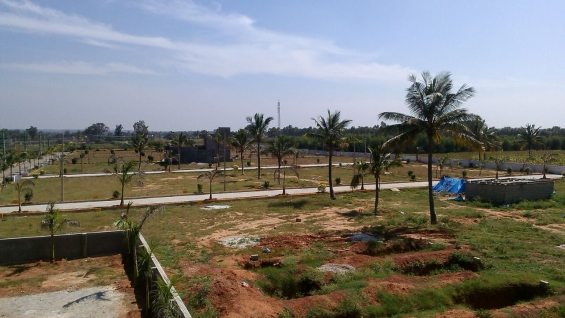 Pictures of Villa plots near 12000 acres it hub 6