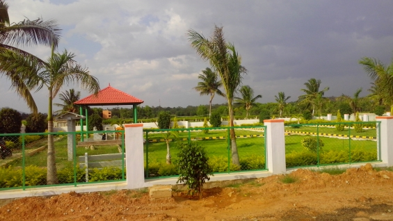 Pictures of Villa plots near 12000 acres it hub 3