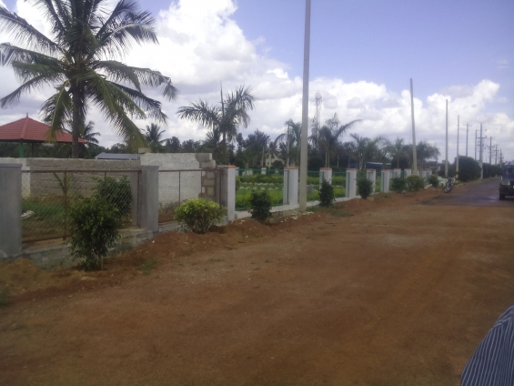 Pictures of Villa plots near 12000 acres it hub 7