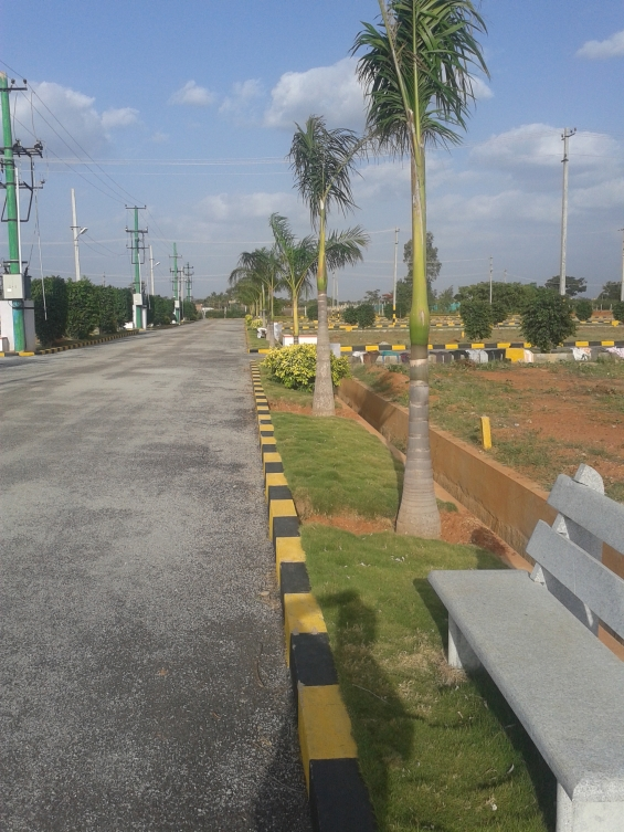 Pictures of Villa plots near 12000 acres it hub 5