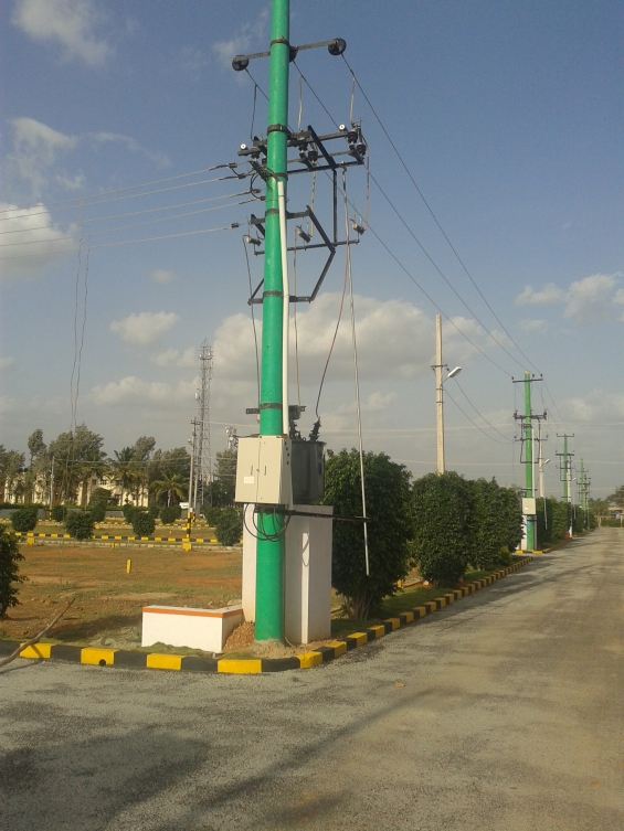Pictures of Villa plots near 12000 acres it hub 1