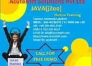 Java course   java online training at acutesoft