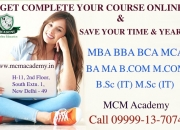 MBA MCA and More Distance Learning and Correspondence Courses in India