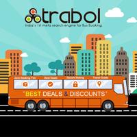 Online bus tickets booking service - trabol.com