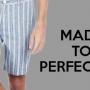 Men's Shorts- Buy Denim Shorts Online In India At Best Price   Zobello.com
